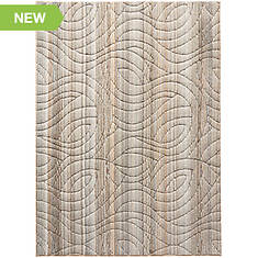 Studio Plush Stripe Rug 5' x 7'