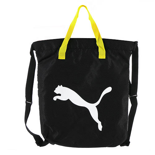 PUMA Women's PV1803 Uniform Sackpack Tote