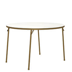 """Cosco Stylaire 44"""" Round Folding Table"""