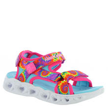 Skechers Heart Lights Sandals 302160L (Girls' Toddler-Youth)