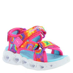 Skechers Heart Lights Sandals 302160N (Girls' Infant-Toddler)