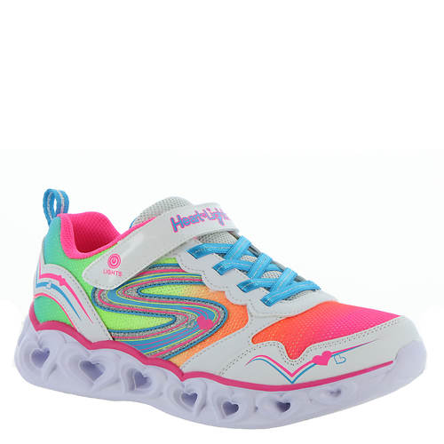 Skechers Heart Lights-Love Spark 20294L (Girls' Toddler-Youth)