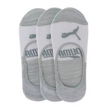 PUMA Women's P113569 Liner 3-Pack Socks