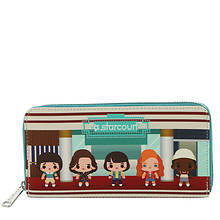 Loungefly Netflix Stranger Things Wallet