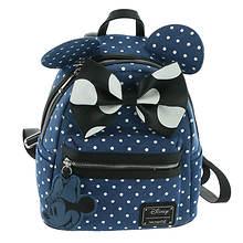 Loungefly Disney Minnie Dot Mini Backpack