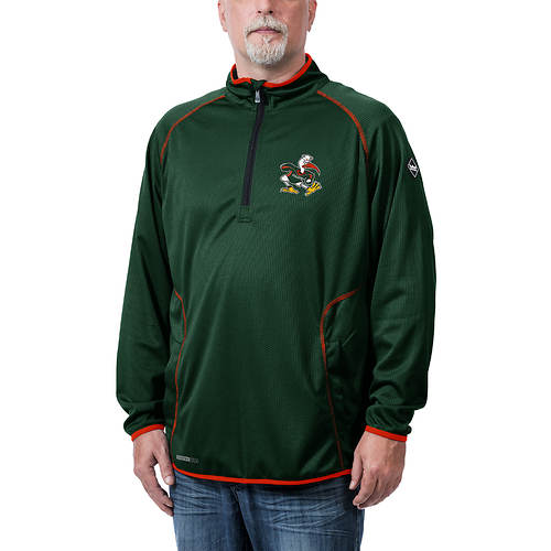 Franchise Club Men's Tone Tech Q-Zip Jacket