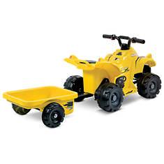 6V Mini Quad & Trailer Ride-On