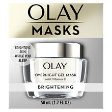 Olay Brightening Overnight Gel Mask