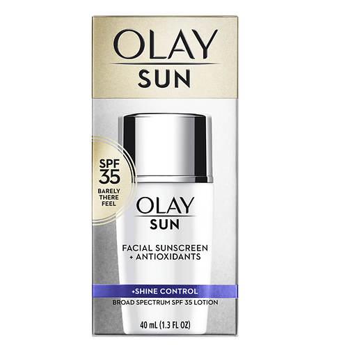 Olay Face Sunscreen + Shine Control SPF 35