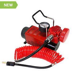 12V Portable Air Compressor/Inflator/Pump