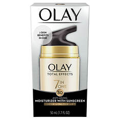 Olay Total Effects Face Moisturzier SPF 30