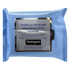 Neutrogena 21-Count Makeup Remover Cleansing Towelettes