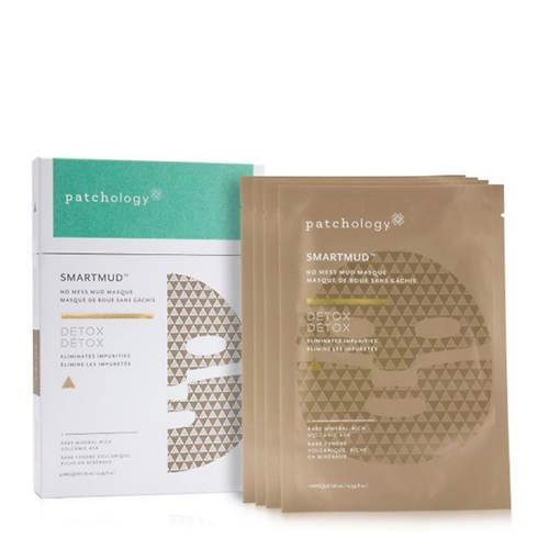 Patchology SmartMud No Mess Mud Masque 4-Pack