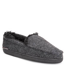MUK LUKS Faux Wool Moccasin Slippers (Men's)