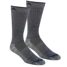 Wigwam Merino Comfort Hiker Lite 2-Pack Crew Socks