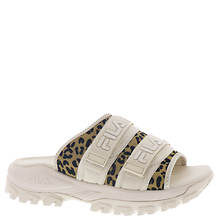 Fila Outdoor Slide Animal Print (Women's)