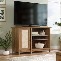 Sauder Coral Cape TV Stand