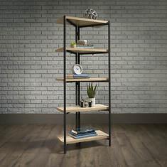 Sauder North Avenue 5-Shelf Bookcase