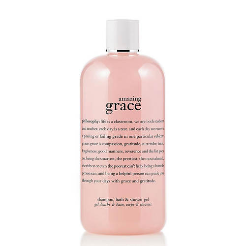 Philosophy Amazing Grace Shampoo, Bath and Shower Gel