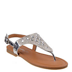 KensieGirl Thong Sandal 237M (Girls' Toddler-Youth)