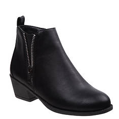 KensieGirl Ankle Heel Boot 906M (Girls' Toddler-Youth)
