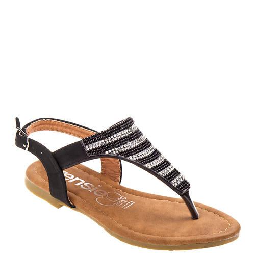 KensieGirl Thong Sandal 121M (Girls' Toddler-Youth)