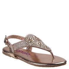KensieGirl Thong Sandal 583M (Girls' Toddler-Youth)