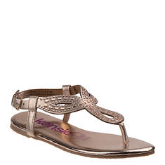 KensieGirl Thong Sandal 597M (Girls' Toddler-Youth)