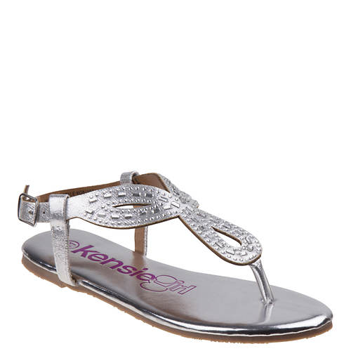 KensieGirl Thong Sandal 597M (Girls' Toddler-Youth)