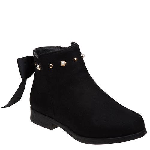 KensieGirl Ankle Suede Boot 223M (Girls' Toddler-Youth)
