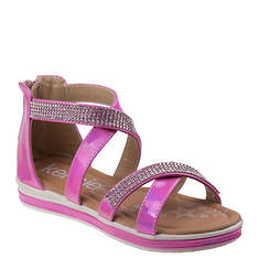 KensieGirl Ankle Sandal 406M (Girls' Toddler-Youth)