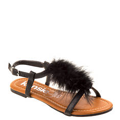 KensieGirl Open Toe Sandal 257M (Girls' Toddler-Youth)