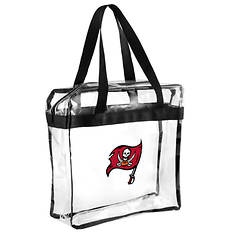 NFL Clear Tote Bag