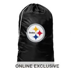 NFL Team Logo Laundry Bag