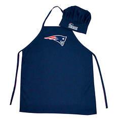NFL Team Apron and Chef Hat Set