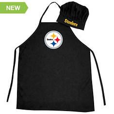 NFL Apron & Chef Hat Set