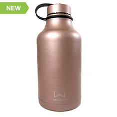 64-Oz. Insulated Stainless Steel Growler
