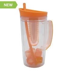 34-Oz.  Infuser Sports Water Bottle