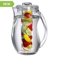2.5L Fruit-Infuser Water Pitcher