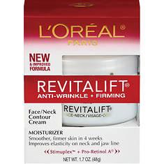L'Oreal Revitalift Face and Neck Cream