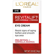L'Oreal Revitalift Anti-Wrinkle and Firming Eye Cream