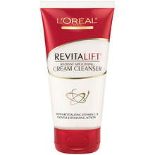 L'Oreal Revitalift Radiant Smoothing Wet Facial Cleansing Cream