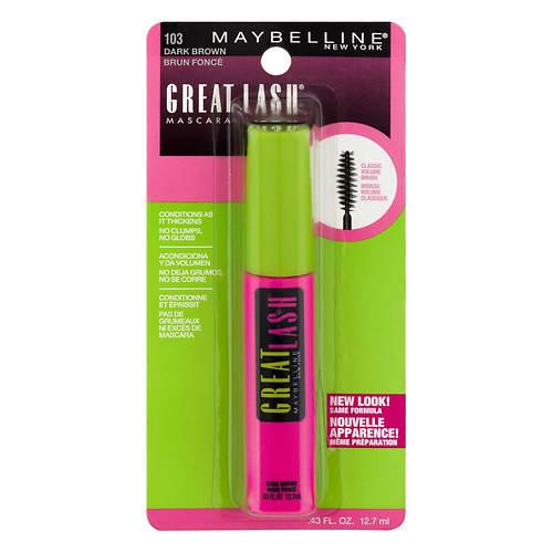 Maybelline Great Lash Big Mascara