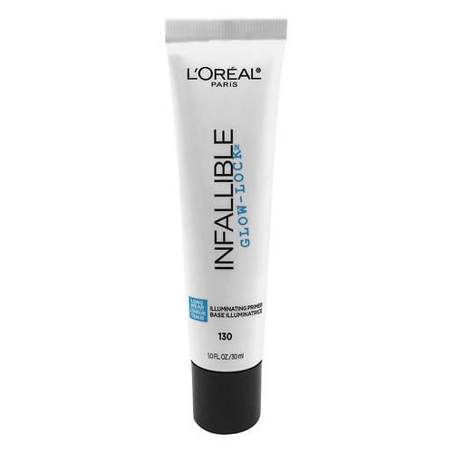 L'Oreal Infallible Pro-Glow Lock Makeup Primer