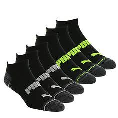 PUMA Men's P114392 Low Cut 6 Pack Socks