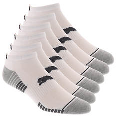 PUMA Men's P113923 Low-Cut 6-Pack Socks