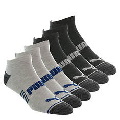 PUMA Men's P114374 Low Cut 6 Pack Socks