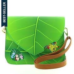 Loungefly A Bugs Life Leaf Crossbody Bag