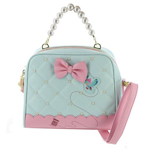 Loungefly Cinderella 70th Anniversary Pearl Handle Crossbody Bag