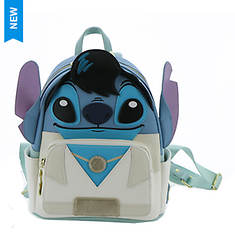 Loungefly Elvis Stitch Cosplay Mini Backpack